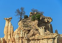 Les Orgues d'Ille-sur-Têt (Occitanie, France). (définition réelle 5680×3928)