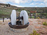 Moulin à huile d'olive (ribe), à Barbarin, en Navarre. (définition réelle 4592×3448)